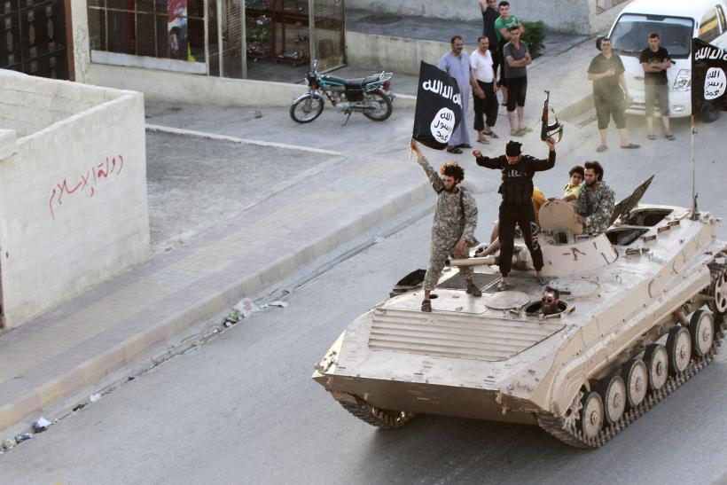 ISIS in Syria