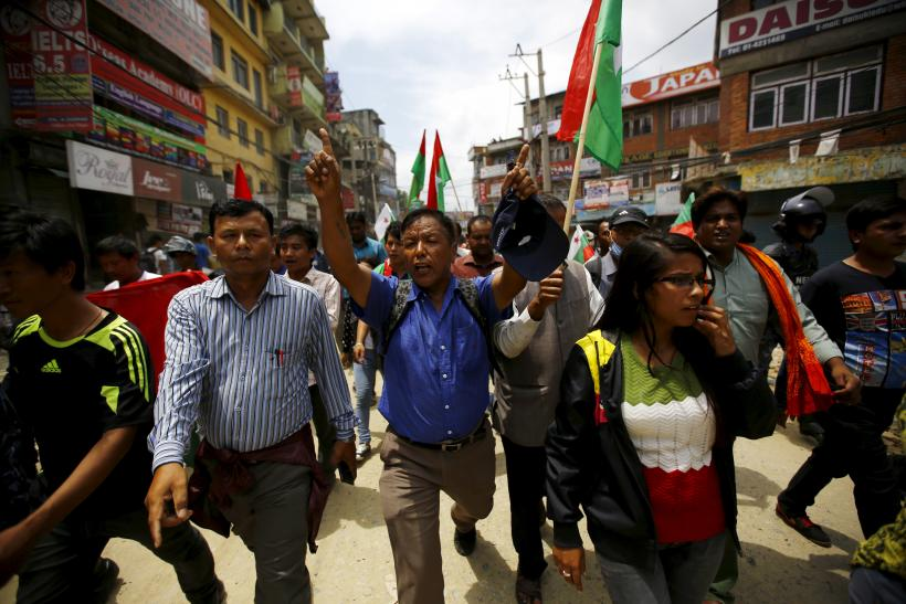 Nepal Protests