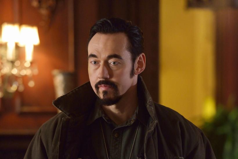 Kevin Durand on the Strain