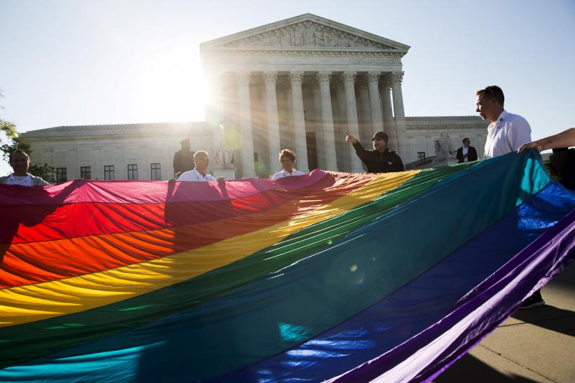 Gay marriage US
