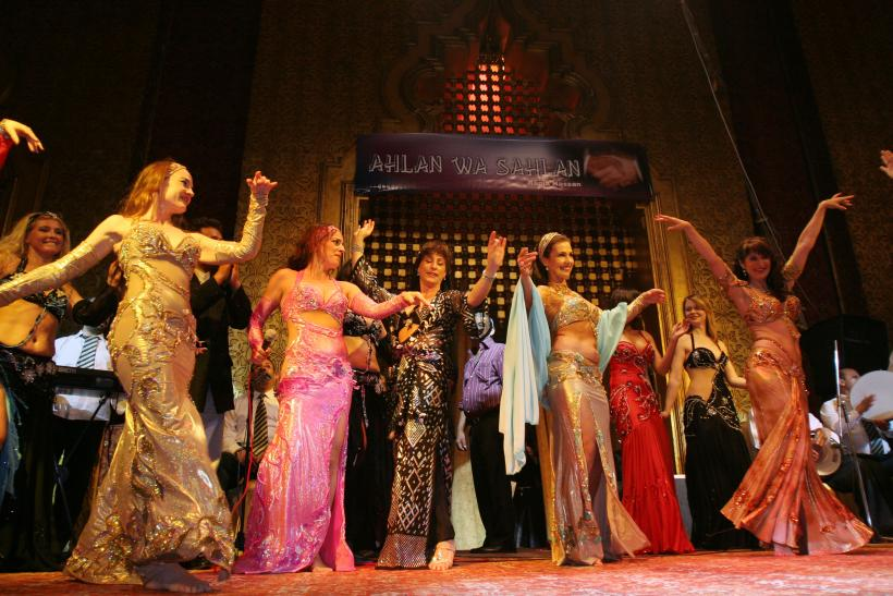 Egyptian Belly Dancers Sentenced To 6 Months In Jail For 'Inciting ...