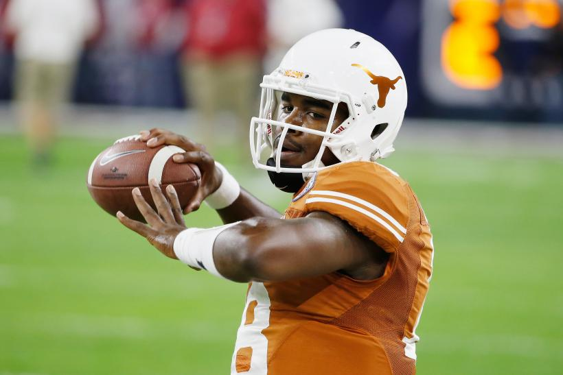 Tyrone Swoopes Texas