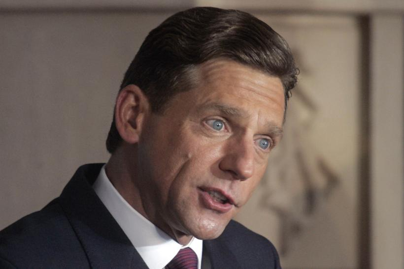 Scientology leader David Miscavige