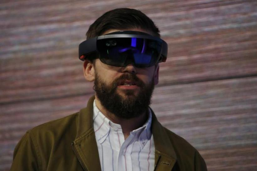 hololens space