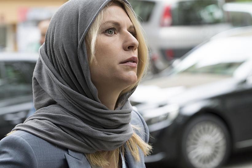Carrie Mathison Homeland Season 5