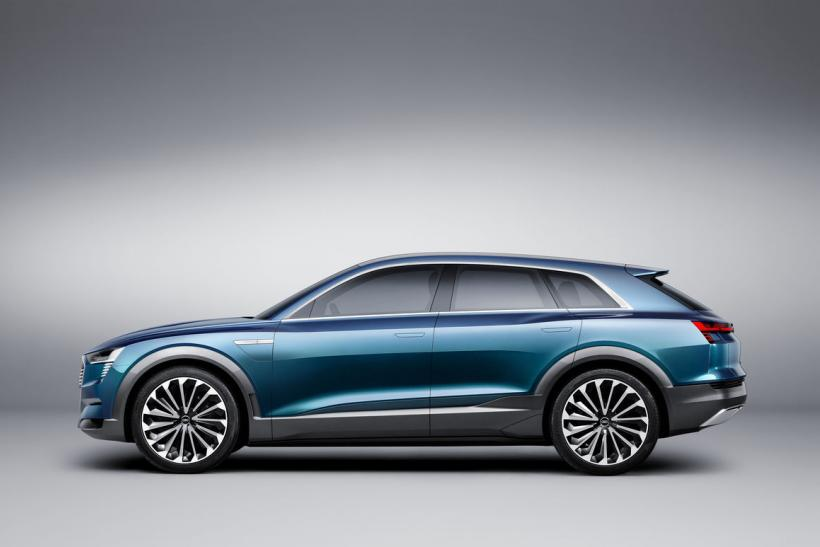 Volkswagen Group Will Challenge Tesla In Luxury Electric Cars With