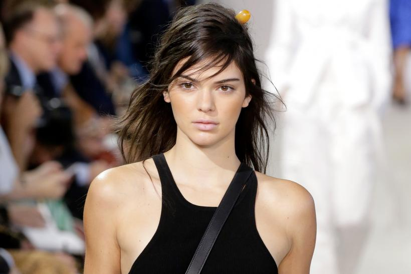 Kendall Jenner Forbes highest-paid model