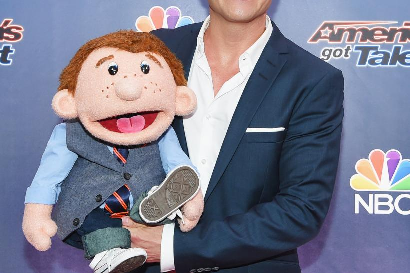 Paul Zerdin America's Got Talent season 10 winner