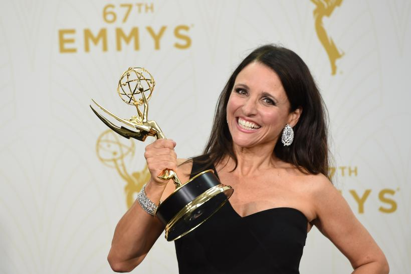 julia louis-dreyfus 2015 emmy awards