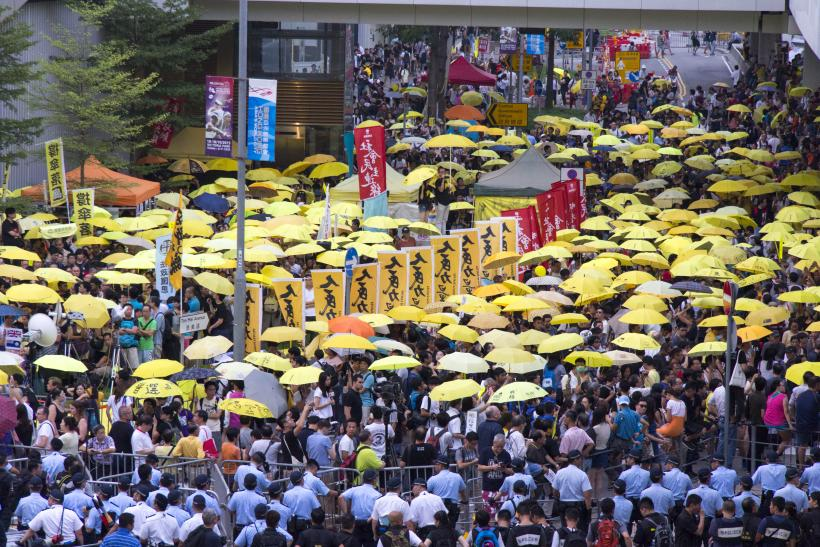 Hong Kong Occupy protests