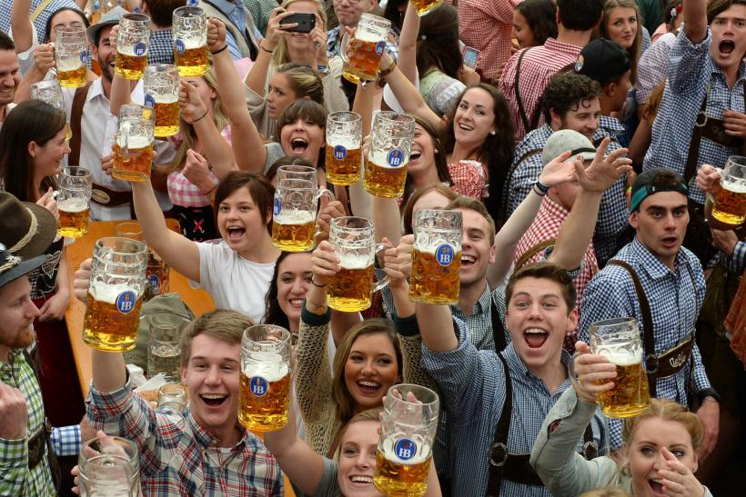 Spies At Oktoberfest German Intelligence Agency Pays For