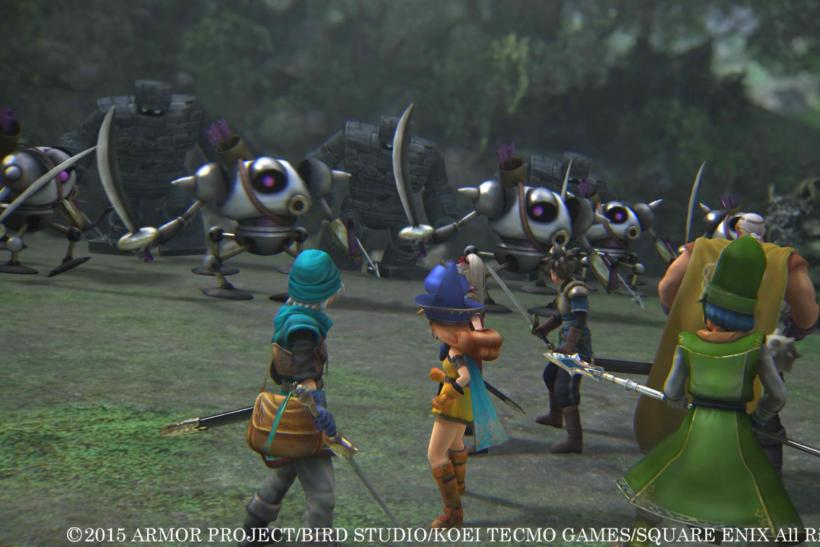 Dragon Quest Heroes Battle