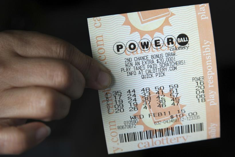20 powerball tickets sold