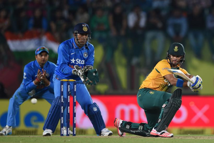 JP Duminy, India vs South Africa