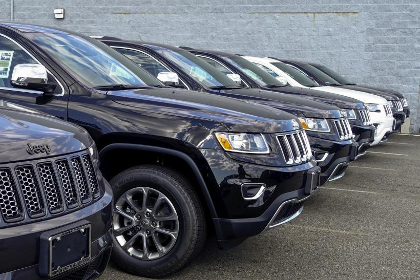 Jeep Grand Cherokee hack