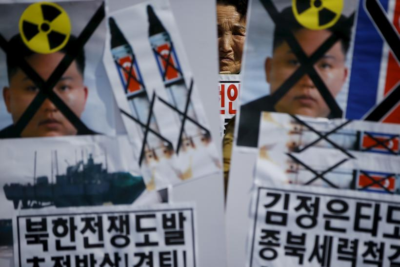 North Korea nuclear weapons US