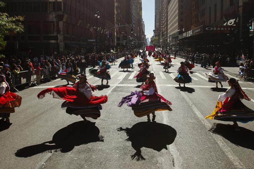 Hispanic Day Parade
