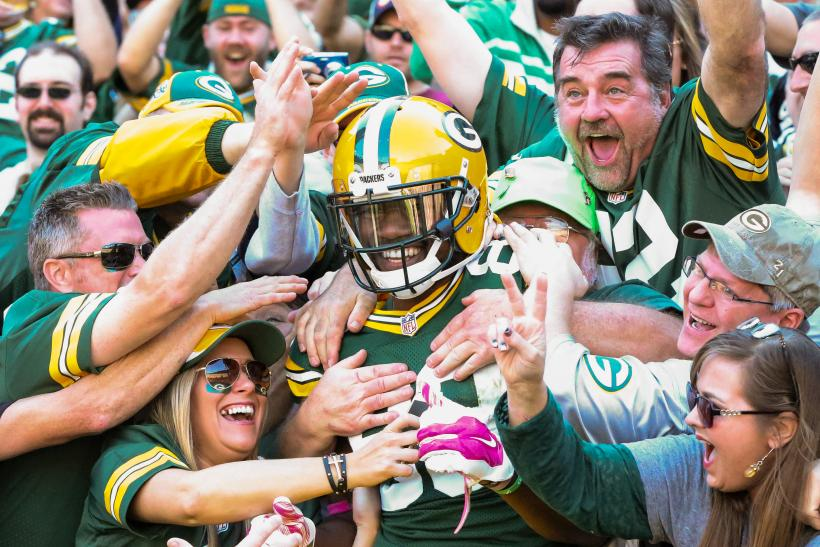 Ty Montgomery Packers 2015