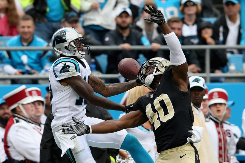 Ted Ginn Panthers 2015