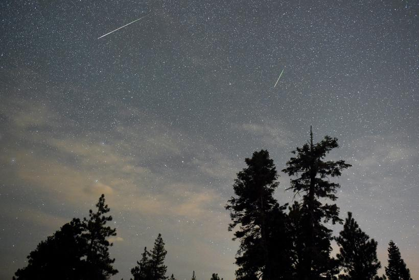 Orionid Meteor Shower 2015