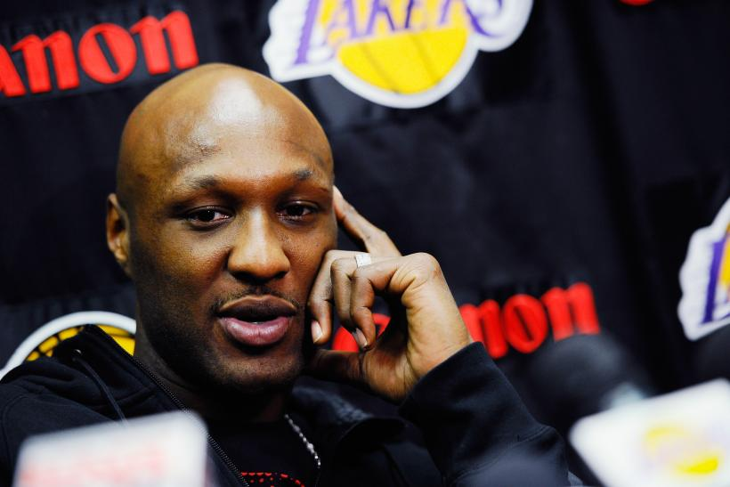 Lamar Odom rehab addiction
