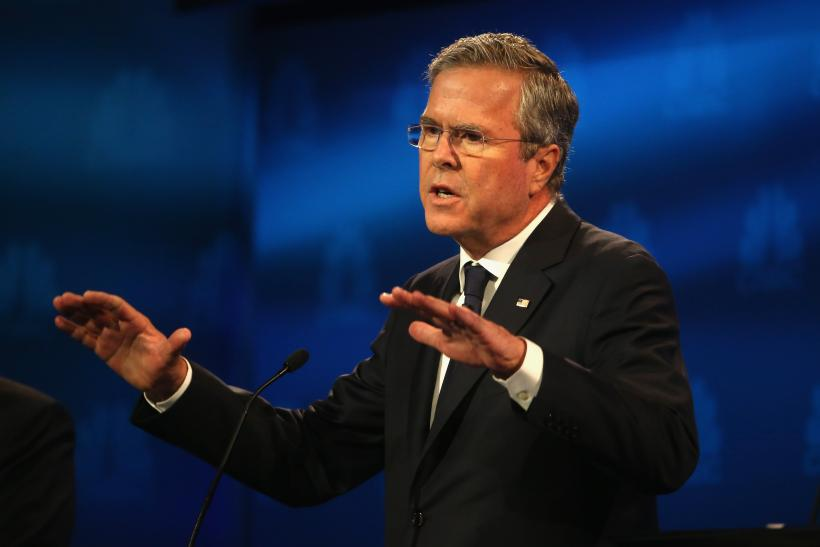 Jeb Bush Debate 1029