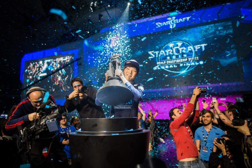 'StarCraft II' WCS Global Finals BlizzCon 2015