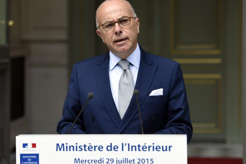French interior minister
