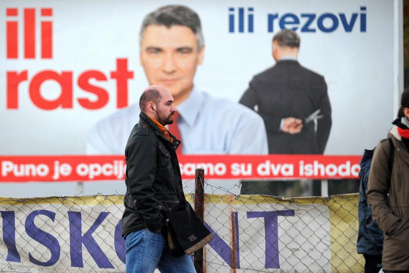 croatia elections