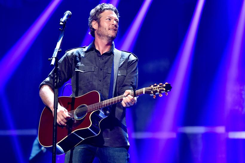 Blake Shelton will host 2016 Kids' Choice Awards