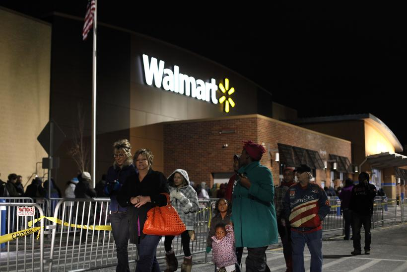 Walmart Black Friday 2015 News: Retail Company To Offer Holiday ...