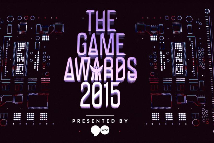 Game Awards 2015