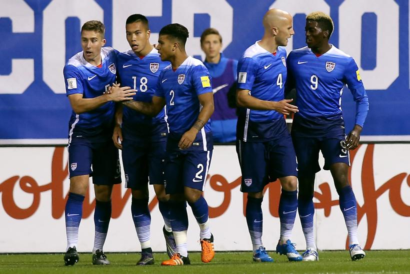 USA soccer vs St Vincent and the Grenadines