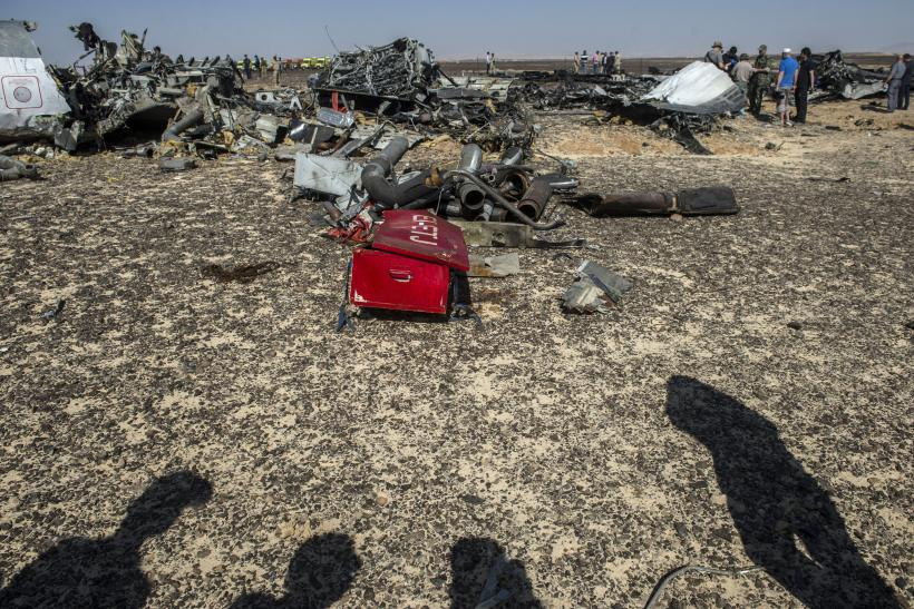 Russia plane brought down by bomb