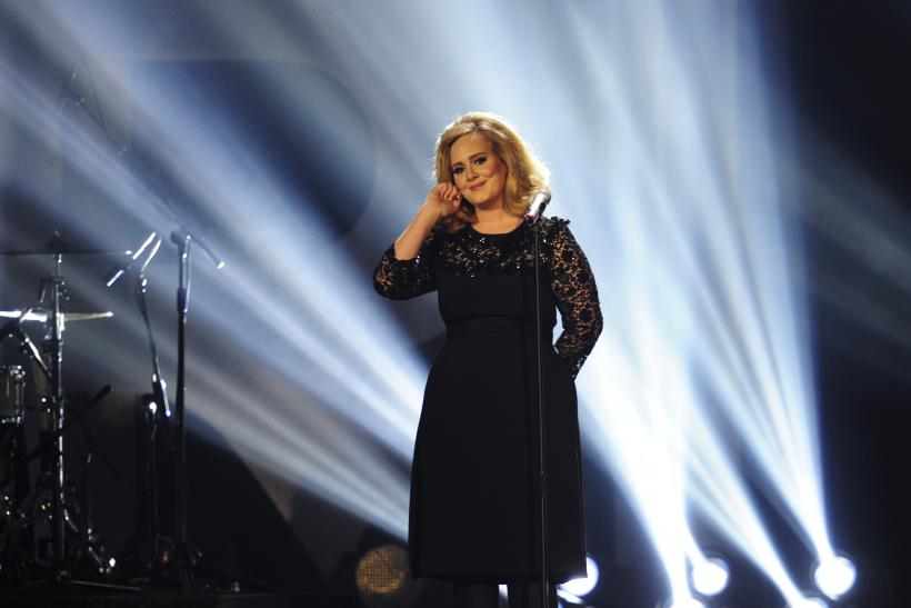 AdeleBritAwards2012_LeonNeal_AFP