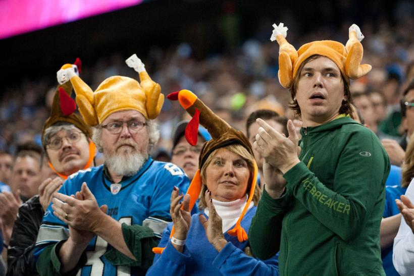 thanksgiving NFL