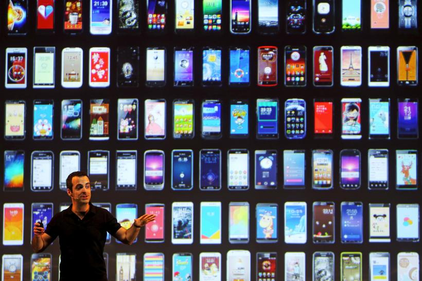 Chinese Smartphone Army