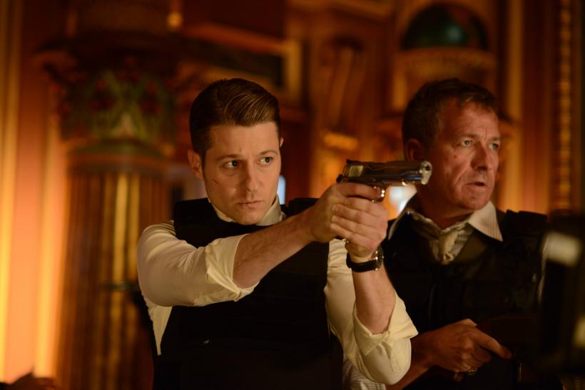 Gordon and Alfred
