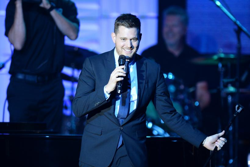 """""""Michael Bublé's Christmas in Hollywood"""" 2015"""