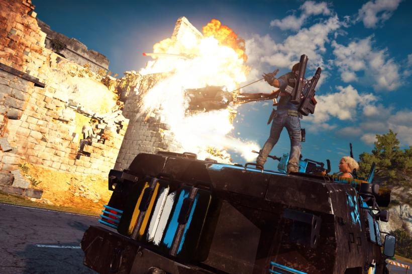 'Just Cause 3' Review Roundup