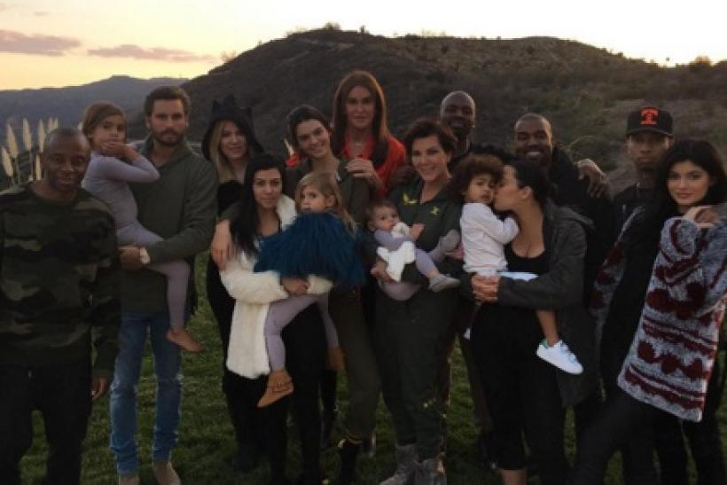 Kardashian Thanksgiving