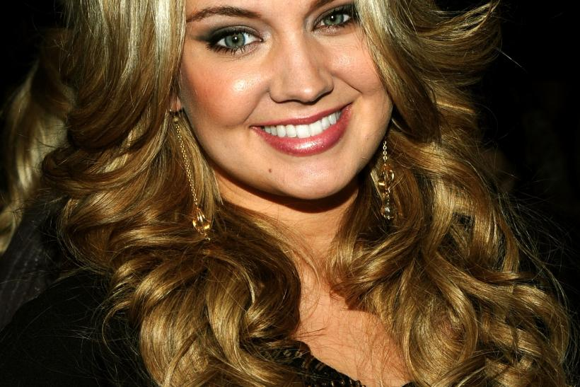 Tiffany Thornton breaks silence on husband's death