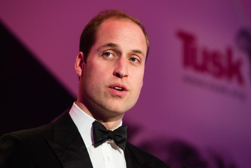 Prince William reveals Christmas 2015 plans