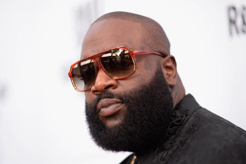 Rick Ross comments on Drake Meek Mill feud