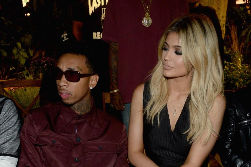 Tyga Blac Chyna Kylie Jenner latest feud update reason