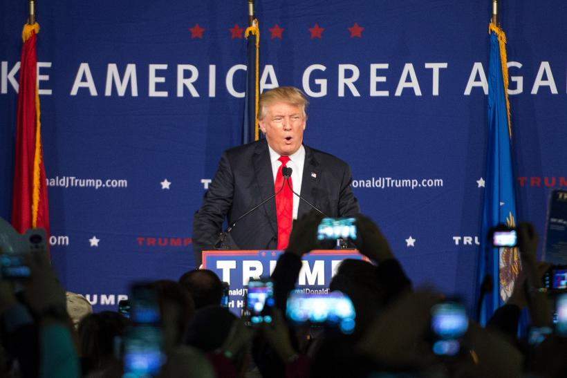 OpTrump: Anonymous Target Donal Trump Over Muslim Comments