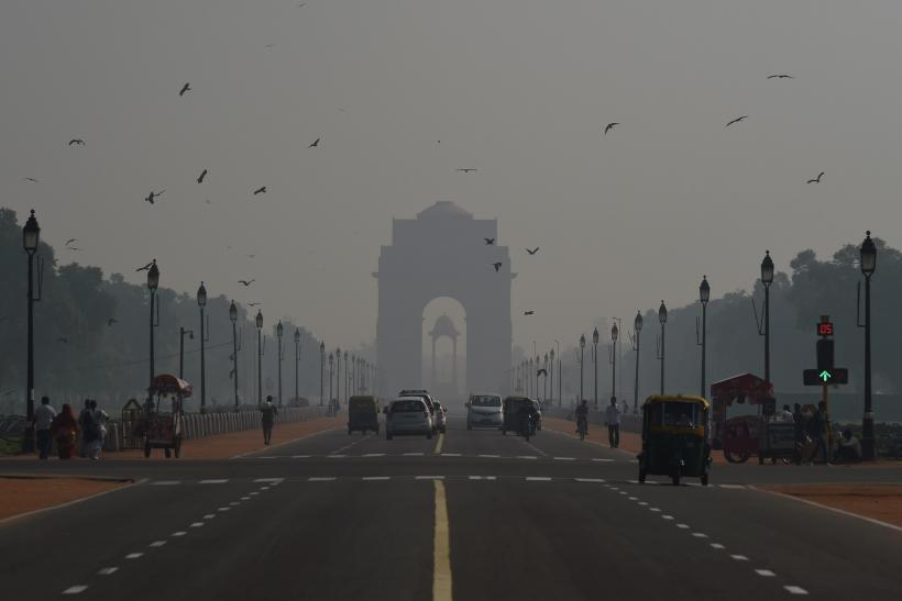 degradation of monuments in new delhi