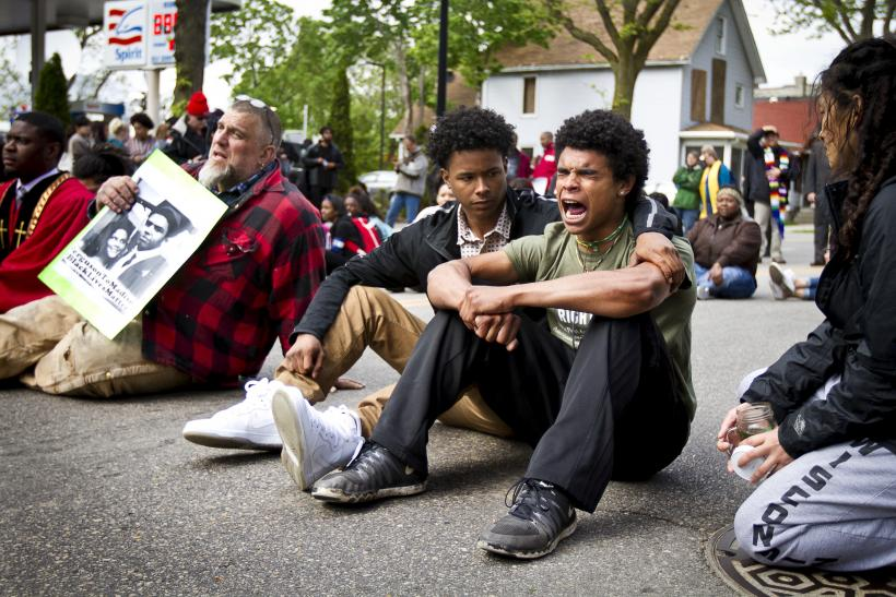 wisconsin worst state for blacks