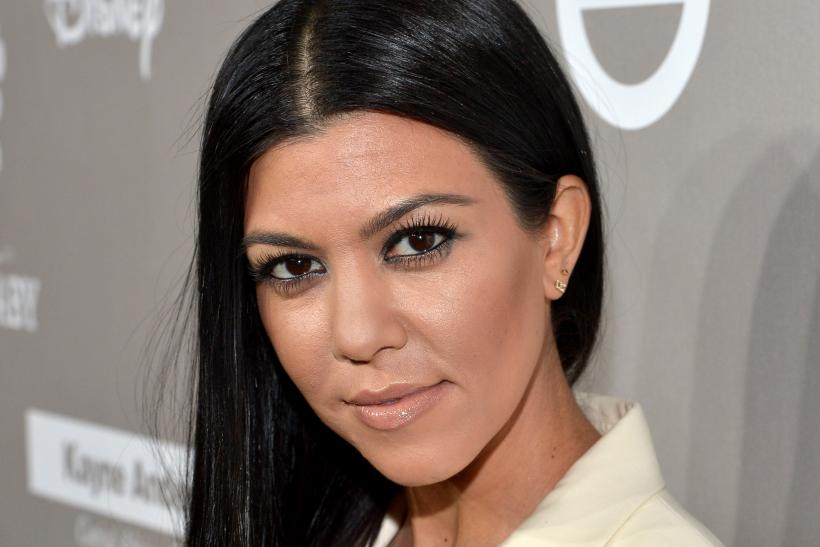 Is Kourtney Kardashian Using Justin Bieber To Upset Scott Disick Ellen DeGeneres Pulls Rumored Couples Leg