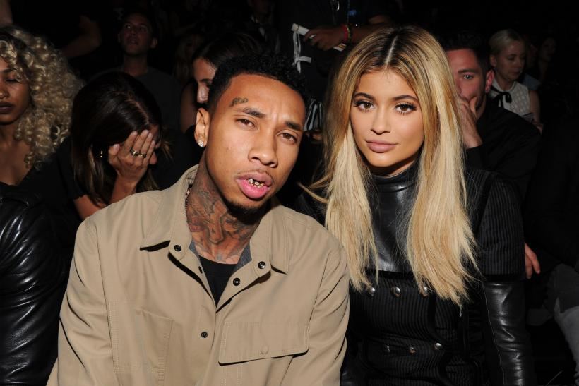 Kylie Jenner Tyga text message